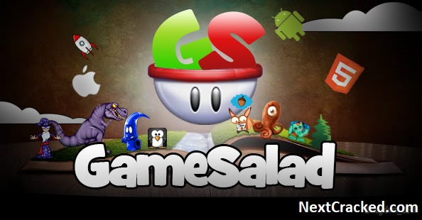 GameSalad Crack | MAC + Win | Game Developer | Free Here [Latest]